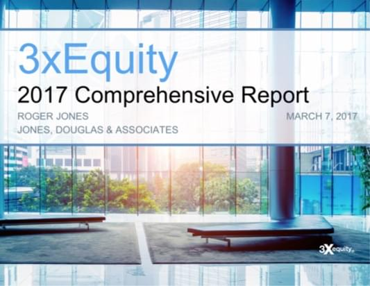 3xEquity Financial Advisor Comprehensive Report